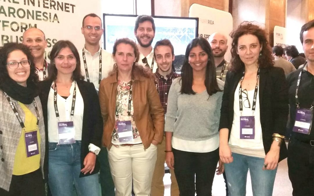 intraHouse Spain attends FIWARE Global Summit in Porto