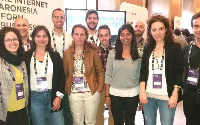 intraHouse Spain attends FIWARE Global Summit in Porto